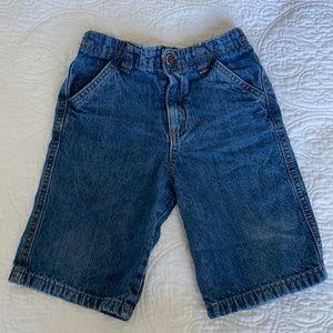 Boys Jean Shorts - size 6